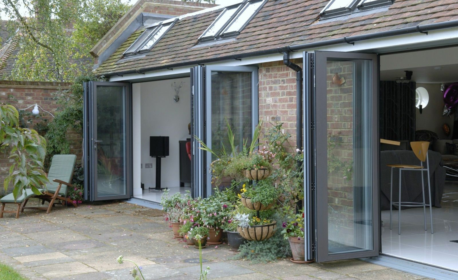 uPVC Bi-Fold Doors Richmond