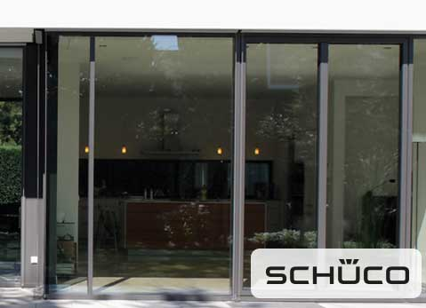 SCHUCO BI-FOLDING DOORS Woking
