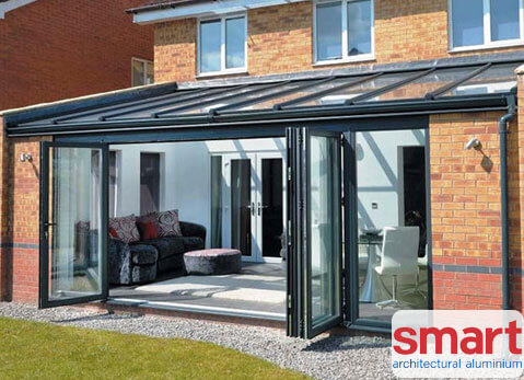 smarts bi-fold doors Guildford