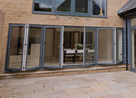 folding doors surrey