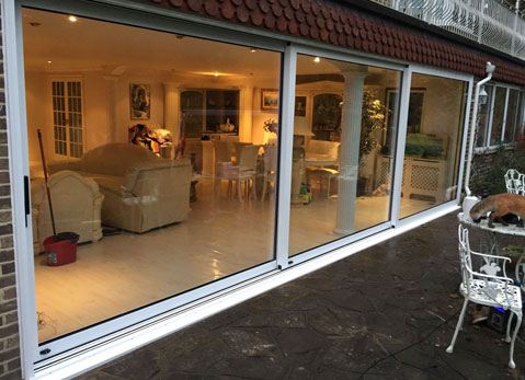 Aluminium Sliding Doors Woking