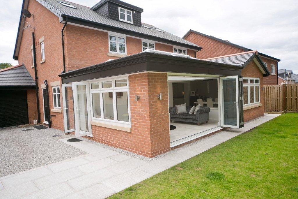 Aluminium Folding Doors Surrey