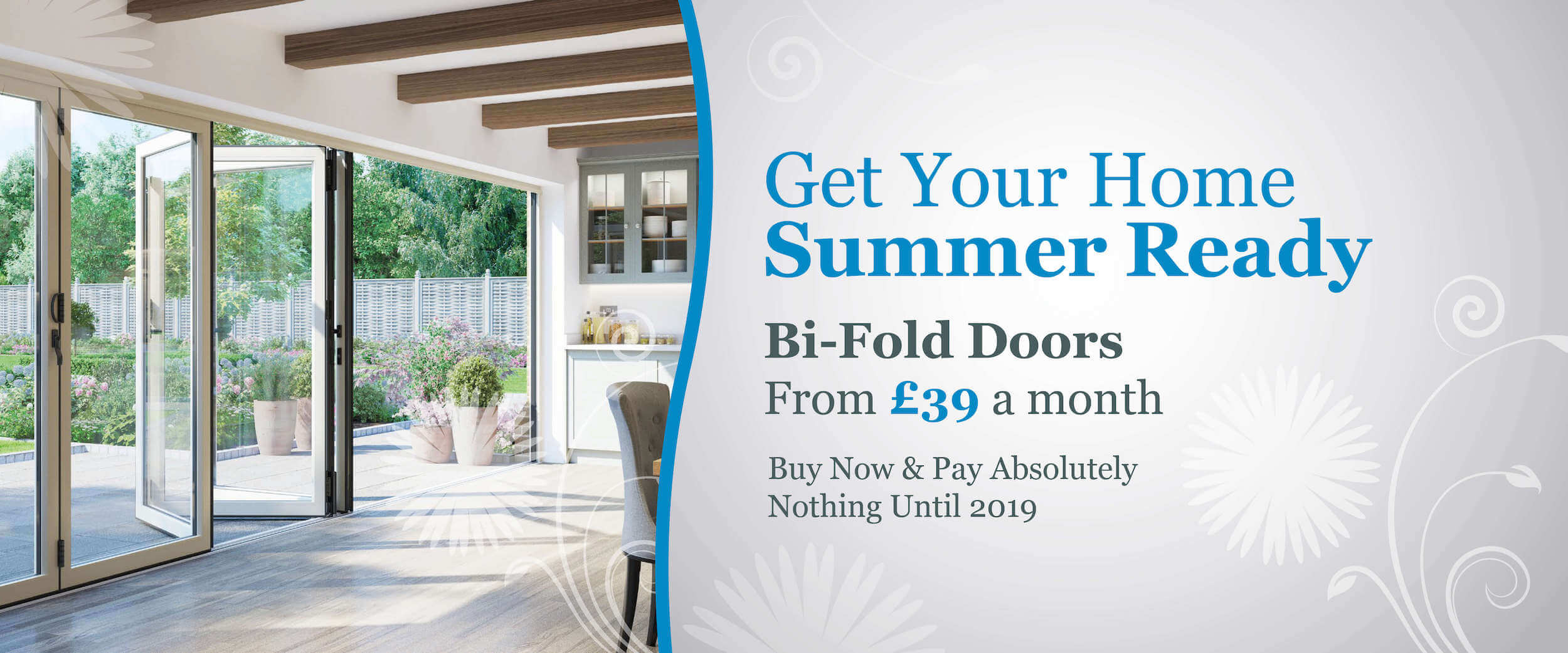 Bi-Fold Door Offers Surrey