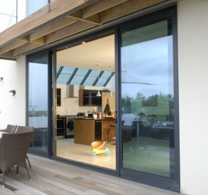 Aluminium Patio Sliding Door