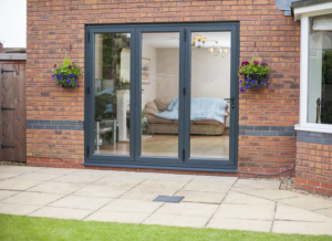 Halo uPVC Bi-Fold Door